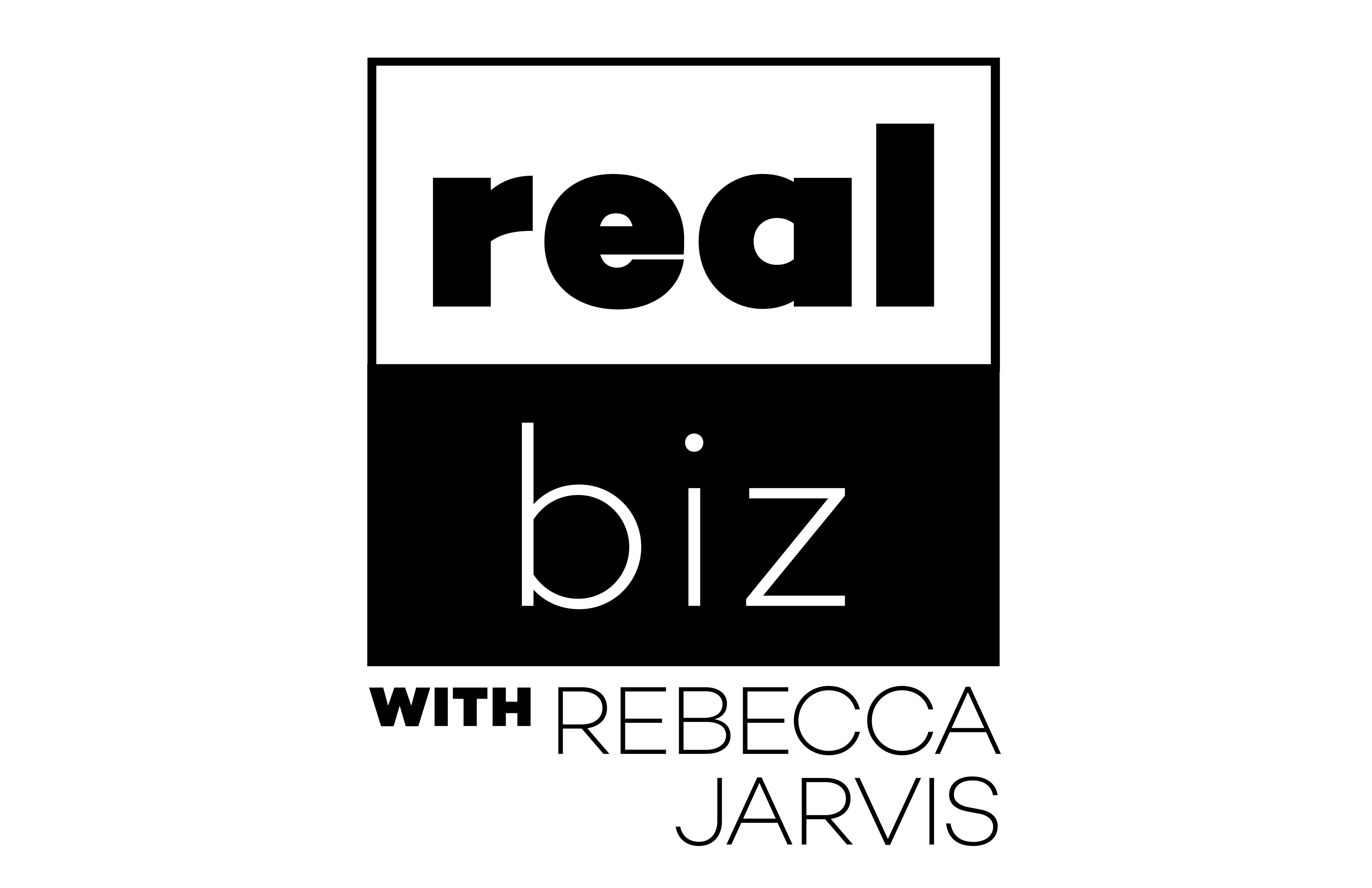 Real Biz with Rebecca Jarvis